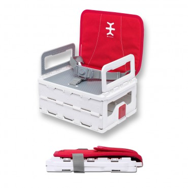 TRONA NIKIDOM FLAT PACK BOOSTER RED