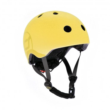 CASCO SCOOT AND RIDE MEDIUM LEMON