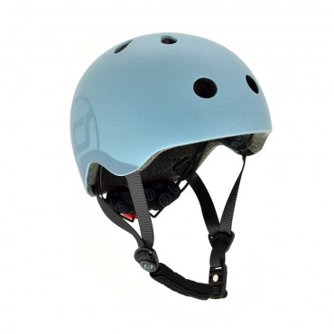 CASCO SCOOT AND RIDE MEDIUM STEEL
